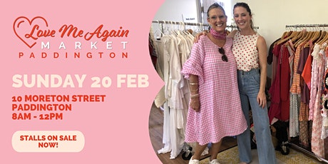 Love Me Again Market - Paddington - February tickets