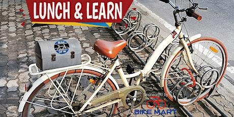 BikeDFW Lunch & Learn Virtual Series Presents: Biking & Walking Audits tickets