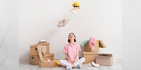 Declutter for Summer! @ Liverpool City Library & Online - Ages: 16+ tickets
