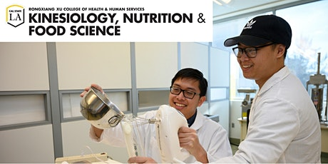 Cal State LA: Food Science Degree Information Session tickets