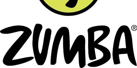 Sweat It Out Saturday- Zumba tickets