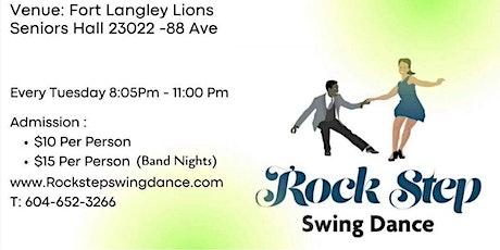 Swing Dance Social Nights tickets