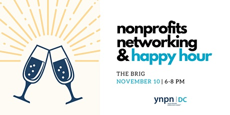 November Happy Hour and Networking tickets