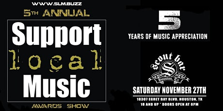 5th Annual SLM Awards Show tickets