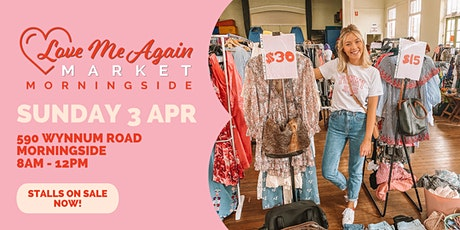 Love Me Again Market - Morningside - April tickets