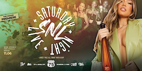 SATURDAY NIGHT LIVE AT THE DIVE tickets
