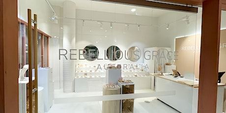 Rebellious Grace - Grand Opening Shopping Event tickets