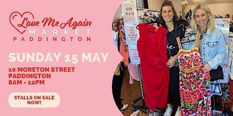 Love Me Again Market - Paddington - May tickets
