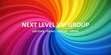 Next Level VIP Group12 month LOYALTY membership - October 2021 tickets
