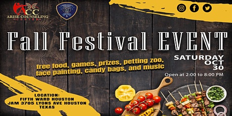 Fall Festival Event tickets