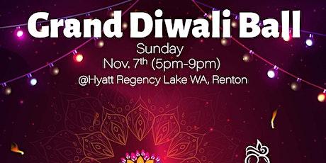 Grand Diwali Ball 2021 tickets