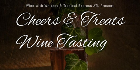 Cheers & Treats: Wine Tasting & Halloween Candy Pairing at Tropical Express tickets