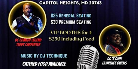 Pre Thanksgiving Comedy Extravaganza tickets