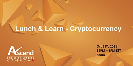 Lunch & Learn - Cryptocurrency tickets