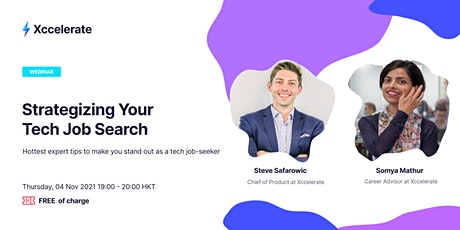 Strategizing Your Tech Job-Search tickets