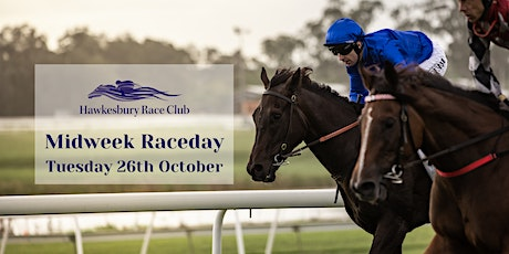 Raceday: Tuesday 26th October tickets