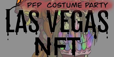 Las Vegas NFT Halloween PFP Costume Party tickets