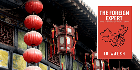 Book Launch-The Foreign Expert: Living & Working in the Real China(BL) tickets