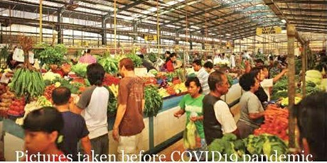 Traditional Wet Market tickets