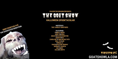 THE GOAT SHOW: HALLOWEEN SPOOKTACULAR tickets