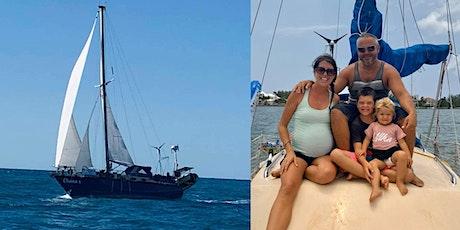 En direct des îles Caïmans avec la famille Larouche-Kelly billets