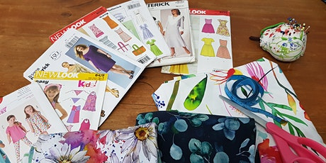 Grow Your Sew -  Sew a Dress tickets