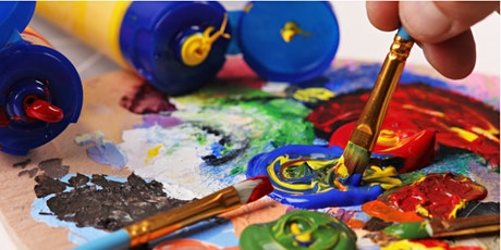 CREATIVE ART THERAPY WORKSHOP tickets
