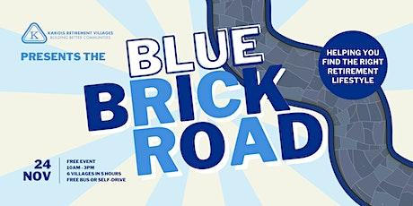 Blue Brick Road tickets