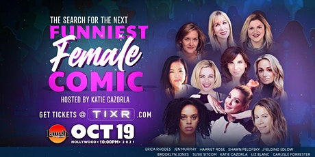 Laugh Factory Presents: The Search for the Next Funniest Female Comic tickets