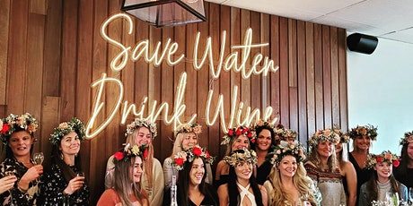 Brunch & Bubbles @ Pinot's: Melbourne Cup Flower Crowns with Thorn & Snow tickets