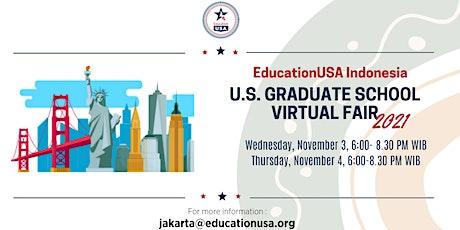 U.S. Graduate School Virtual Fair 2021 tickets