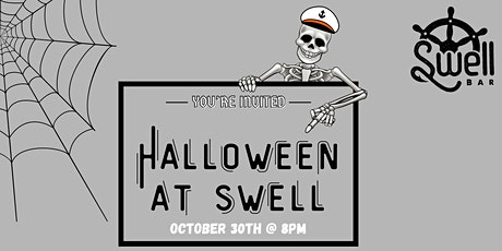 Halloween at Swell Bar, Presented by Cazadores tickets