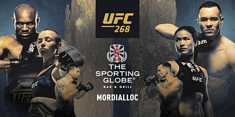 UFC 268 - The Sporting Globe Mordialloc tickets