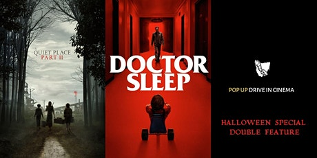 POP UP DRIVE IN | HALLOWEEN SPECIAL DOUBLE FEATURE tickets