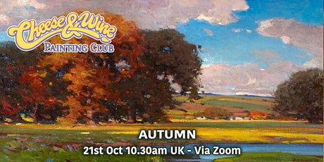 Autumn Landscape  - ZOOM Class tickets