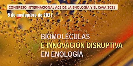 Congreso Internacional ACE de la Enología y el Cava 2021 entradas