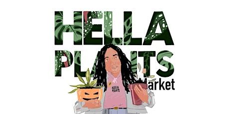 Hella Plants  Halloween Market!!! tickets