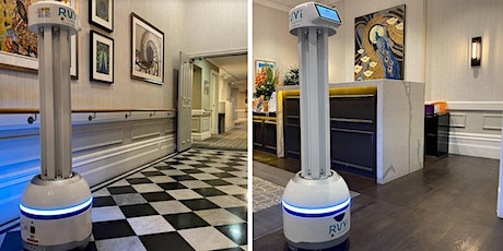 Online Demo: Automated RUVi Robot to Disinfect Airborne and Surfaces tickets