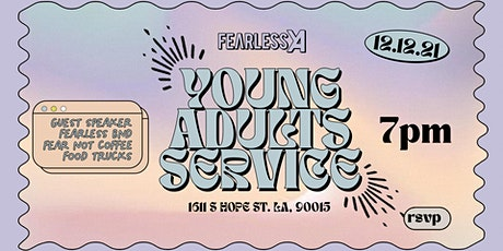 Fearless Young Adults Night tickets
