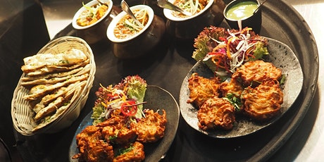 QLD Curry Night - Networking Event tickets
