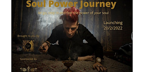 Soul Power Journey - Open to All Genders - Yanchep Caves Event tickets