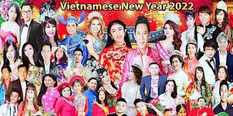 Vietnamese Lunar New Year - Tết 2022 tickets