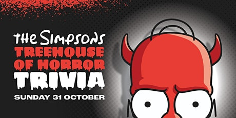 Simpsons Treehouse of Horror Trivia [GREENHILLS] tickets
