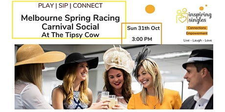 Melbourne Cup Celebrations | Private Social Arvo At The Tipsy Cow tickets