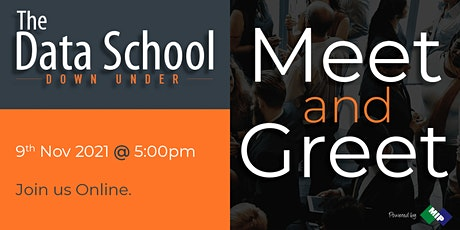 The Data School Meet and Greet tickets
