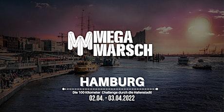 Megamarsch Hamburg 2022 Tickets
