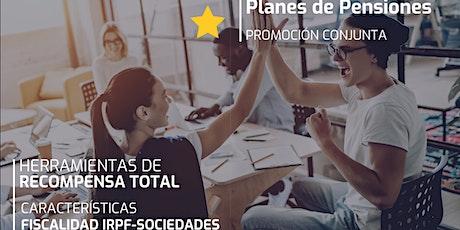 PLANES DE PENSIONES DE PROMOCI´ÒN CONJUNTA. LA GRAN TRANSFORMACIÓN. boletos