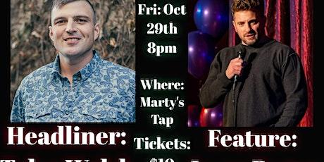 Comedy Night w/ Tyler Walsh & Jason Regan tickets