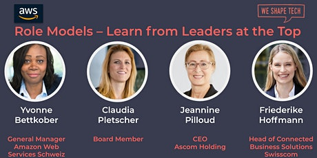 Role Models - Learn from Leaders at the Top tickets