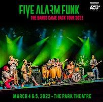 Five Alarm Funk – Saturday Night